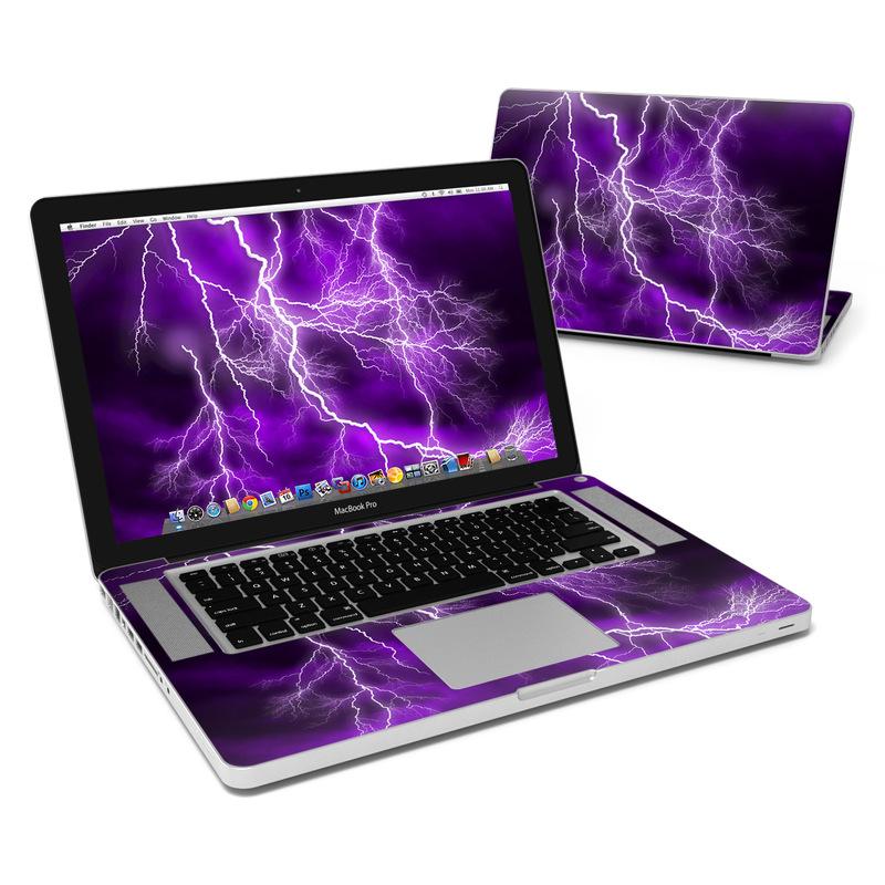 Apocalypse Violet MacBook Pro 15-inch Skin