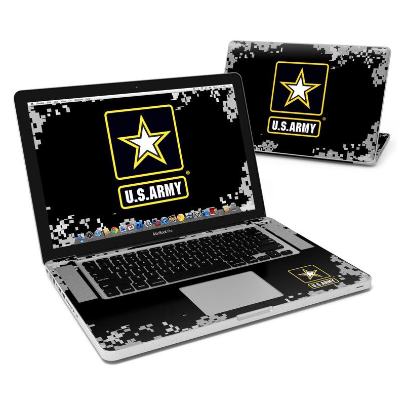 Army Pride MacBook Pro 15-inch Skin