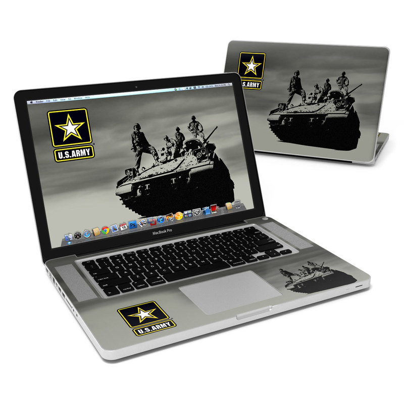 Army Troop MacBook Pro 15-inch Skin