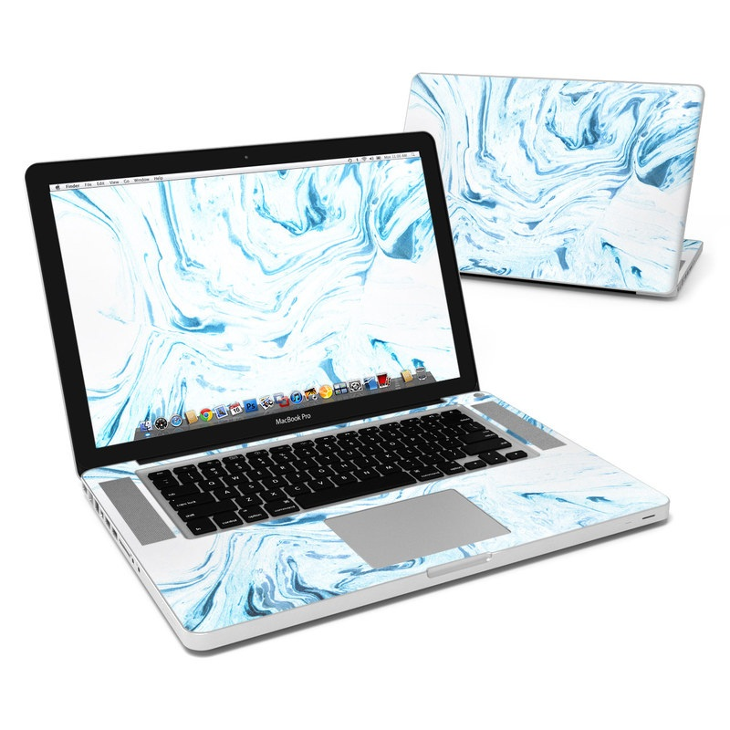Azul Marble MacBook Pro 15-inch Skin