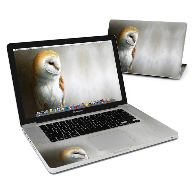 Barn Owl MacBook Pro 15-inch Skin