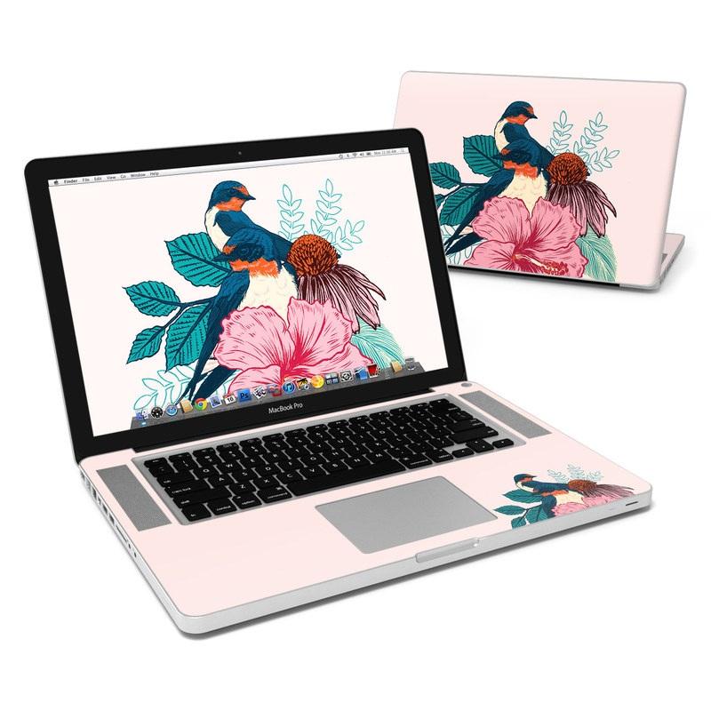 Barn Swallows MacBook Pro 15-inch Skin