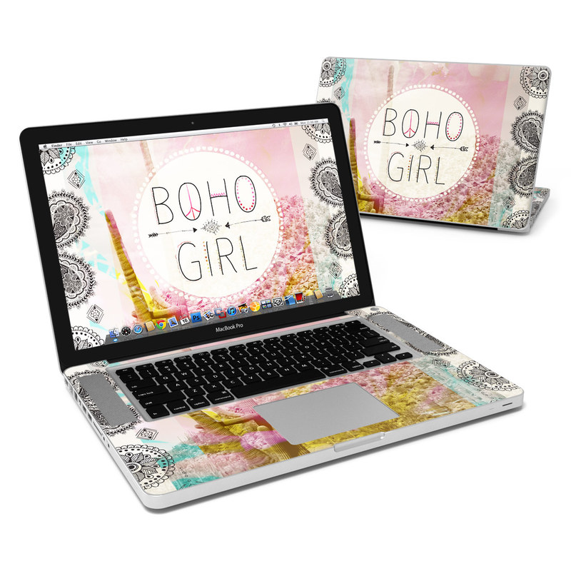Boho Girl MacBook Pro Pre 2012 15-inch Skin