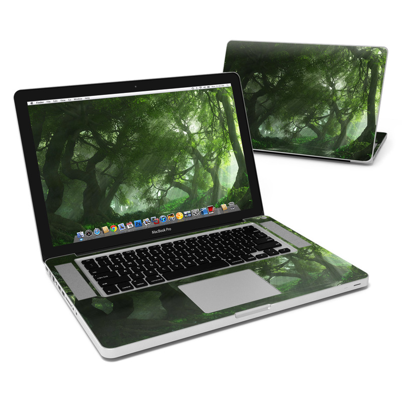 Canopy Creek Spring MacBook Pro 15-inch Skin