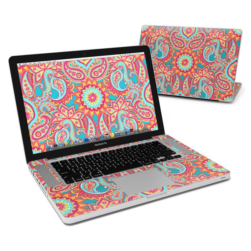 Carnival Paisley MacBook Pro 15-inch Skin
