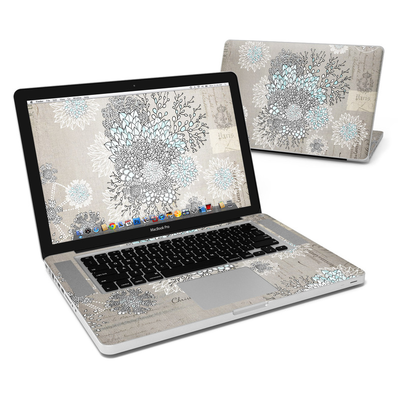 Christmas In Paris MacBook Pro Pre 2012 15-inch Skin