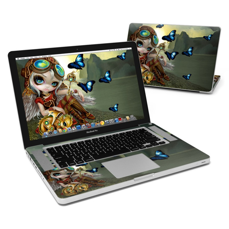 Clockwork Dragonling MacBook Pro 15-inch Skin