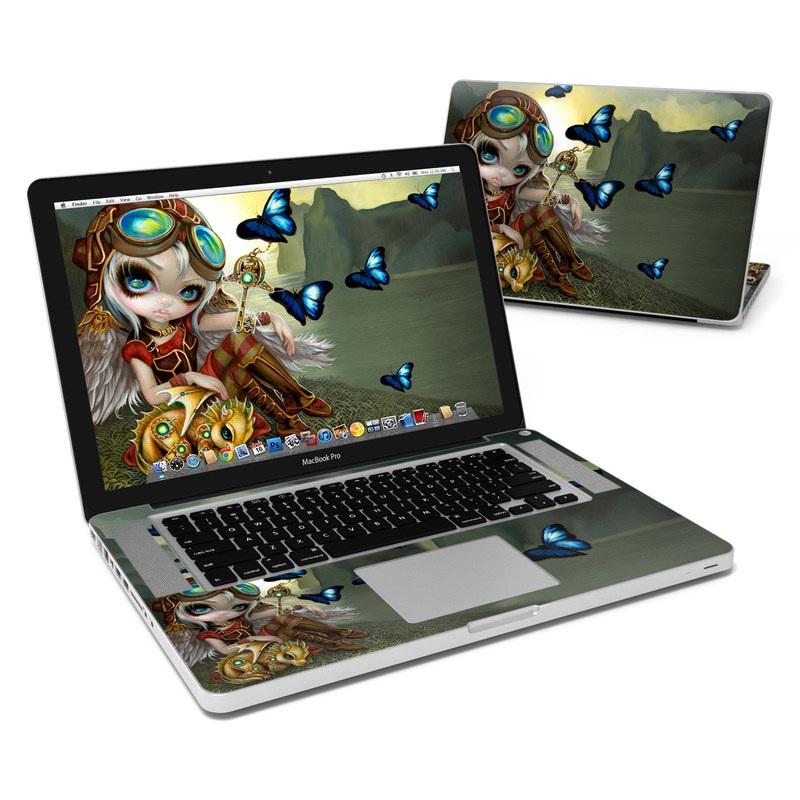 Clockwork Dragonling MacBook Pro 15-inch Skin