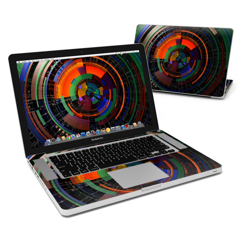 Color Wheel MacBook Pro 15-inch Skin