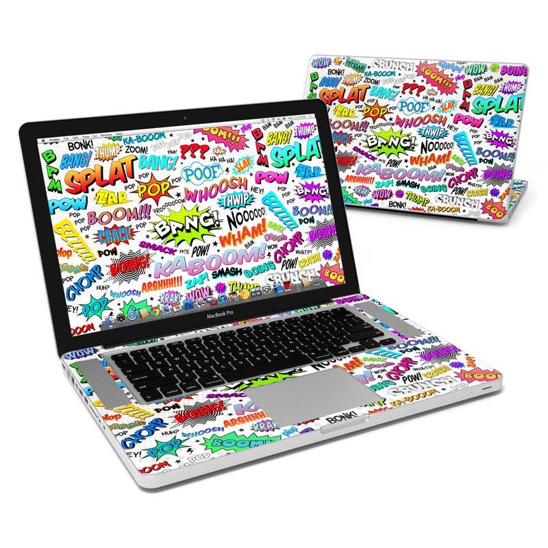 Comics MacBook Pro 15-inch Skin