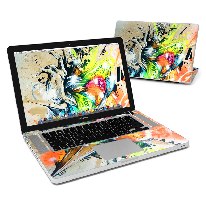 Dance MacBook Pro 15-inch Skin