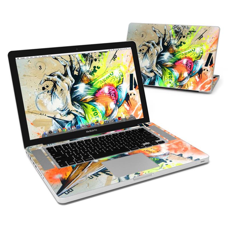 Dance MacBook Pro 15-inch Skin