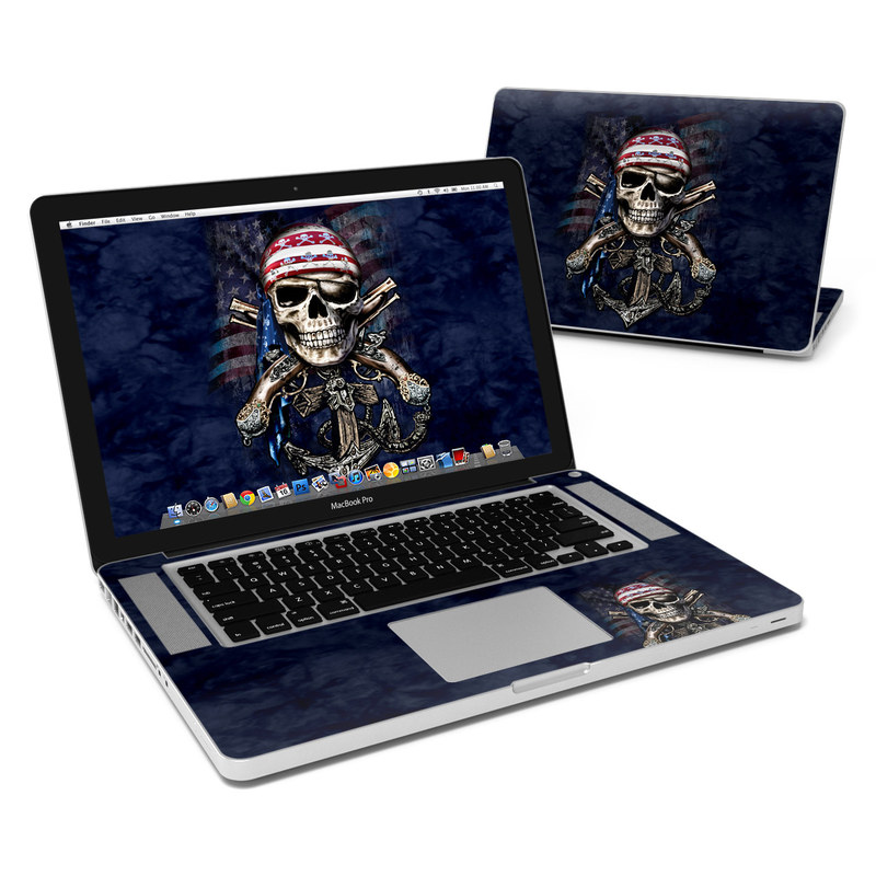Dead Anchor MacBook Pro 15-inch Skin