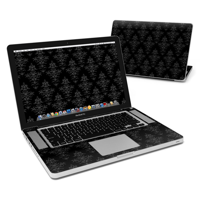 Deadly Nightshade MacBook Pro 15-inch Skin