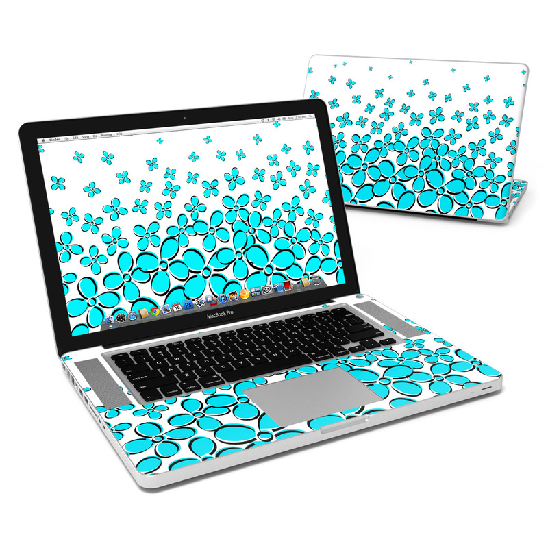 Teal MacBook Pro 15-inch Skin