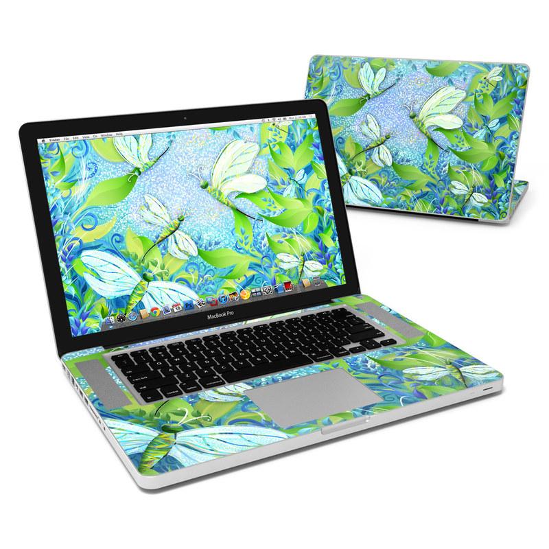 Dragonfly Fantasy MacBook Pro 15-inch Skin