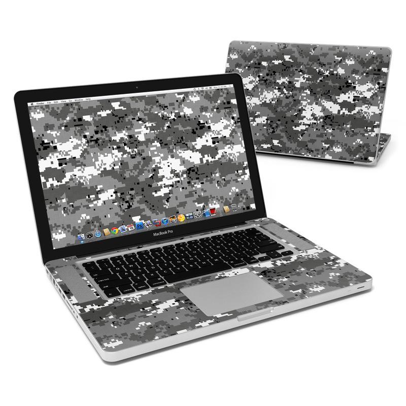 Digital Urban Camo MacBook Pro 15-inch Skin