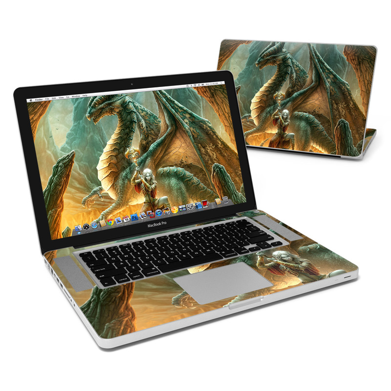 Dragon Mage MacBook Pro 15-inch Skin