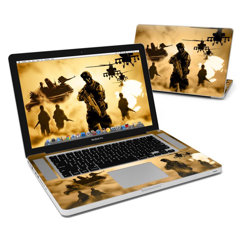 Desert Ops MacBook Pro 15-inch Skin