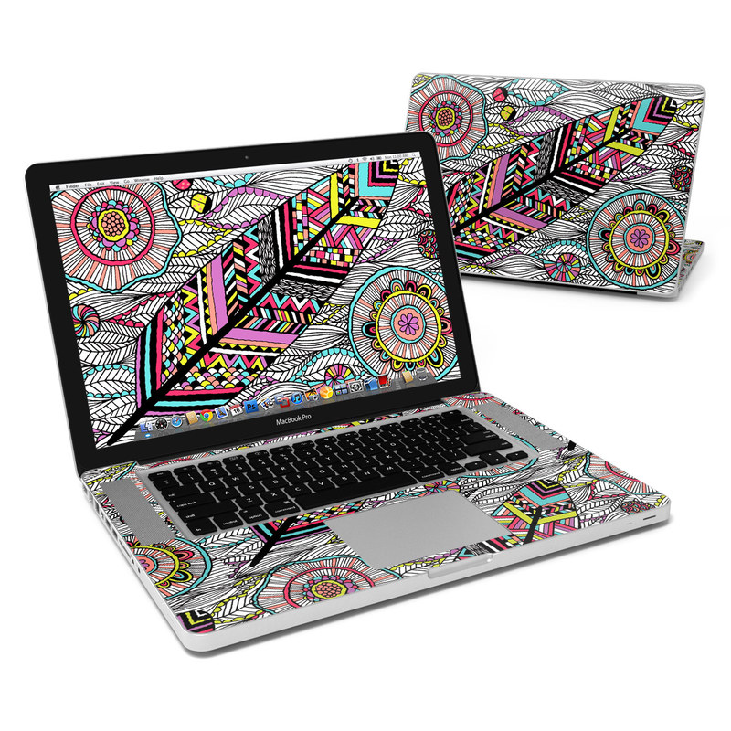 Dream Feather MacBook Pro 15-inch Skin
