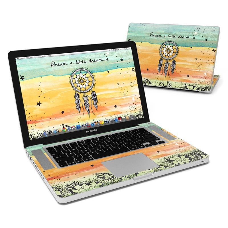 Dream A Little MacBook Pro 15-inch Skin