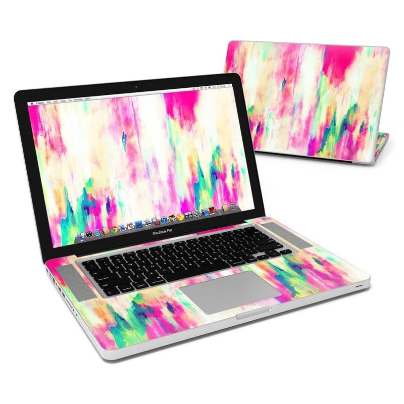 Electric Haze MacBook Pro 15-inch Skin