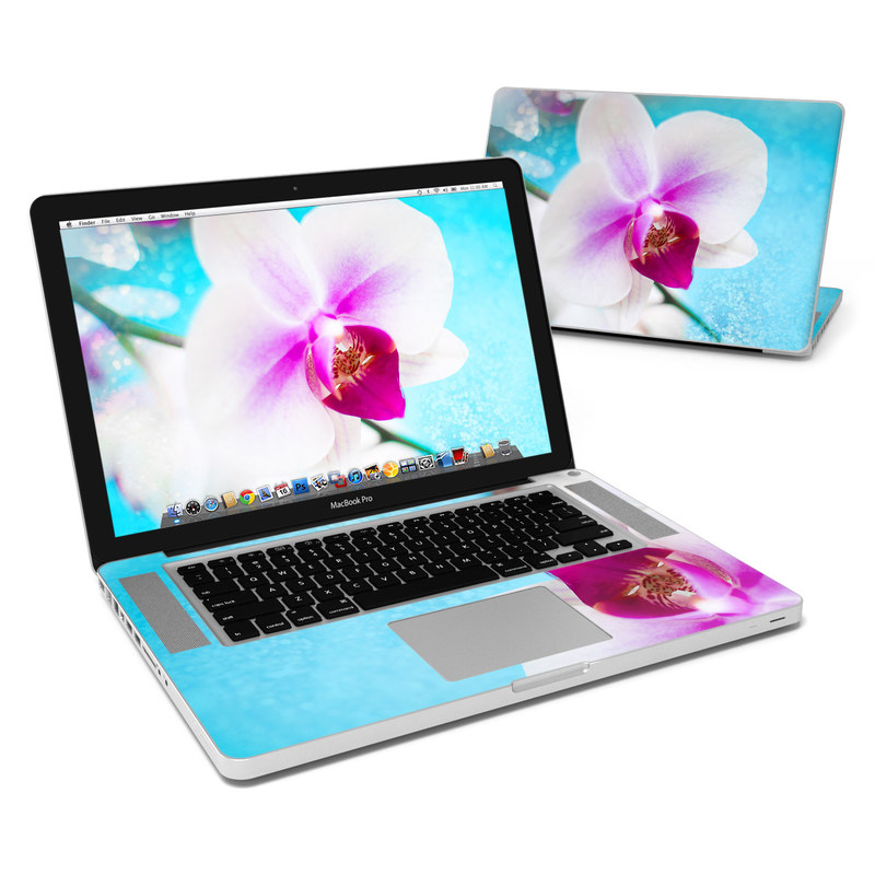 Eva's Flower MacBook Pro 15-inch Skin