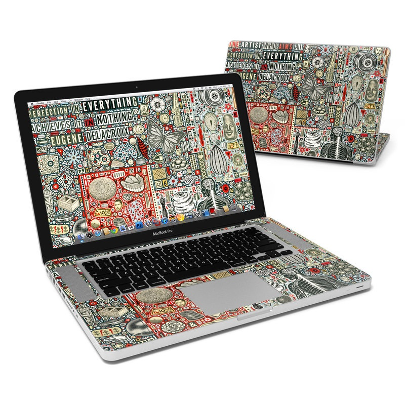 Everything and Nothing MacBook Pro 15-inch Skin