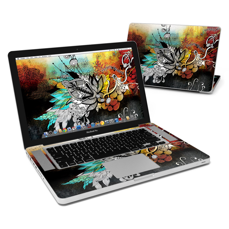 Frozen Dreams MacBook Pro 15-inch Skin
