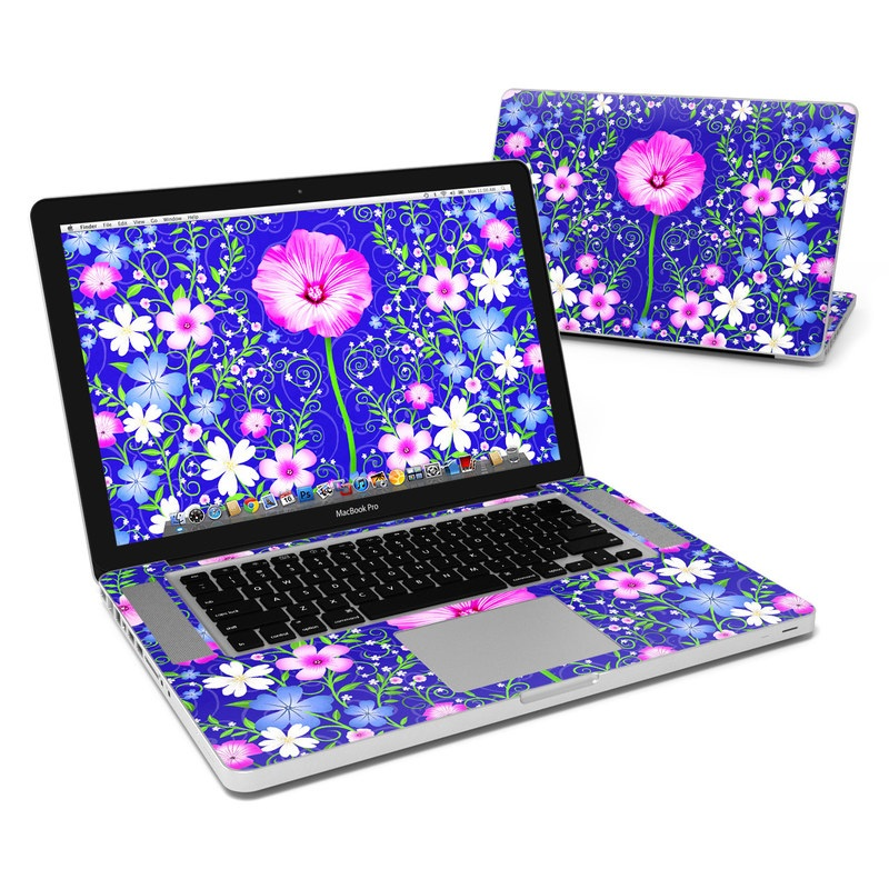 Floral Harmony MacBook Pro 15-inch Skin