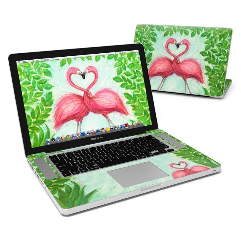 Flamingo Love MacBook Pro Pre 2012 15-inch Skin
