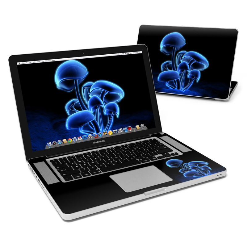 Fluorescence Blue MacBook Pro 15-inch Skin