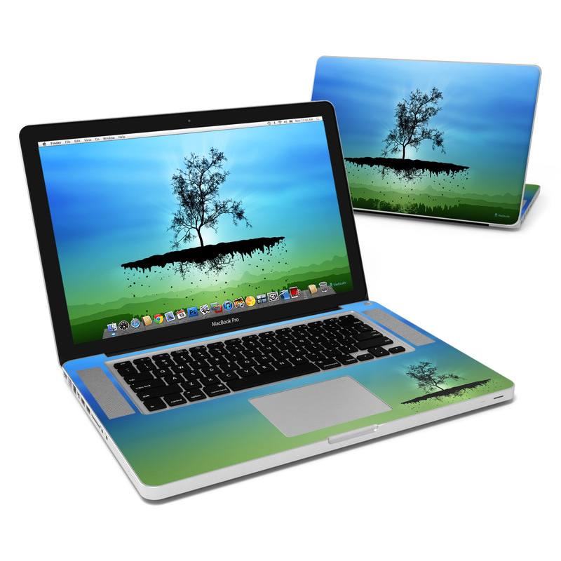 Flying Tree Blue MacBook Pro 15-inch Skin