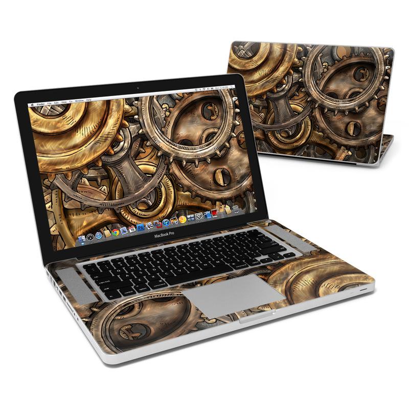 Gears MacBook Pro 15-inch Skin