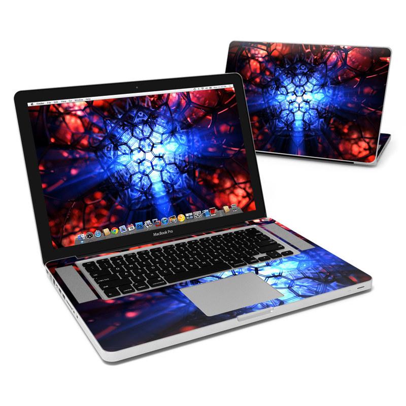 Geomancy MacBook Pro 15-inch Skin