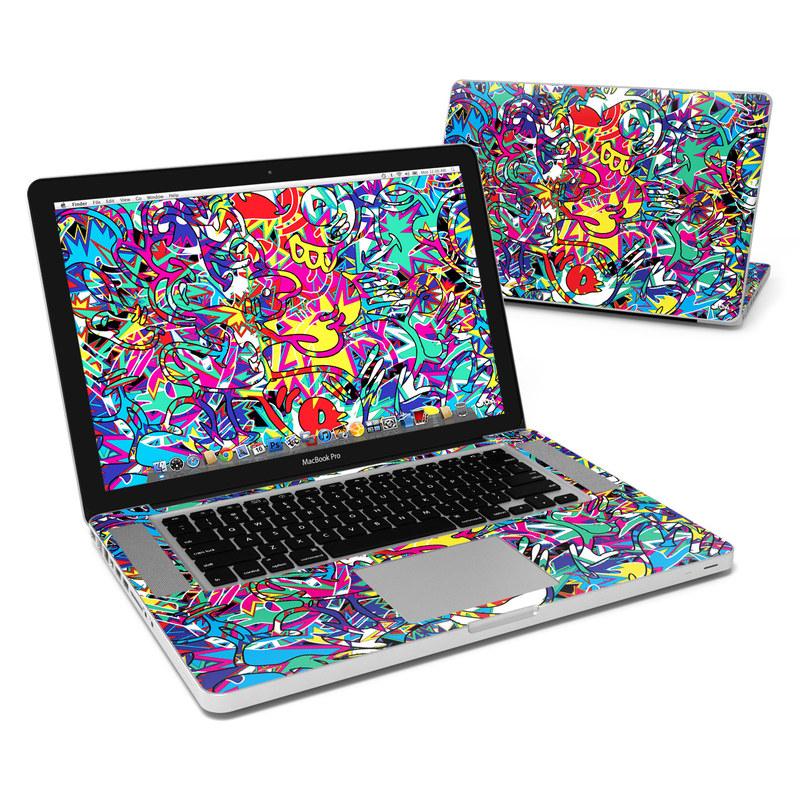 Graf MacBook Pro 15-inch Skin