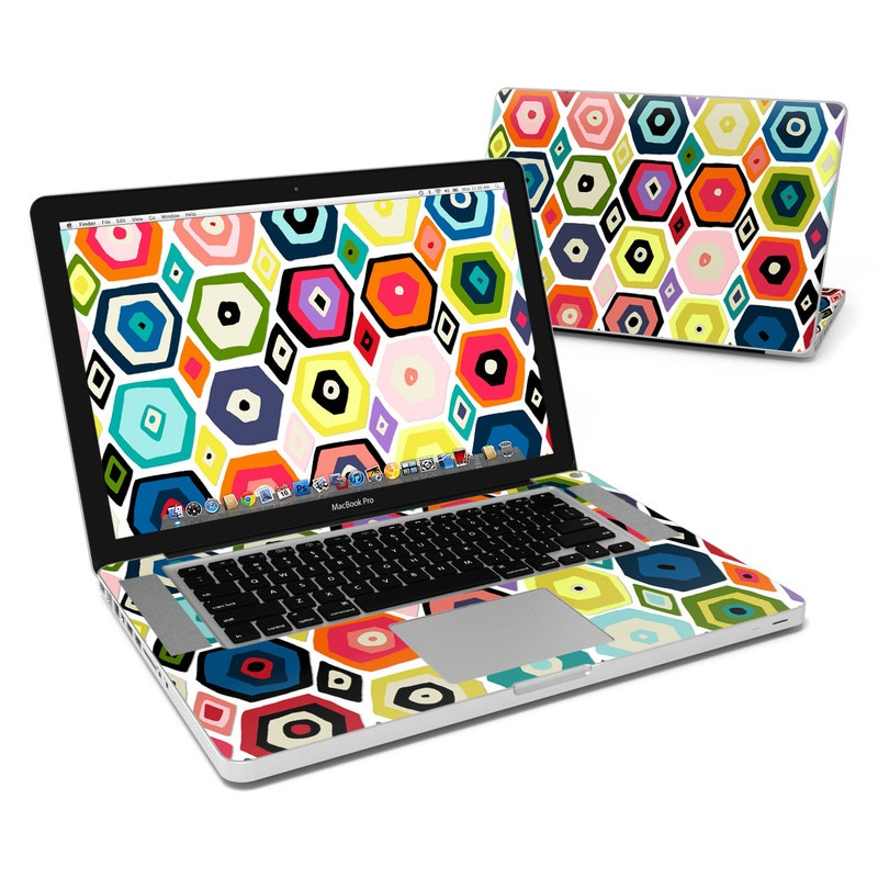 Hex Diamond MacBook Pro 15-inch Skin