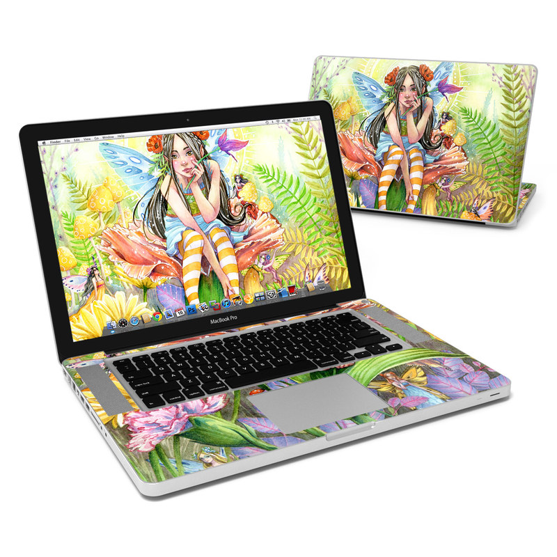 Hide and Seek MacBook Pro 15-inch Skin