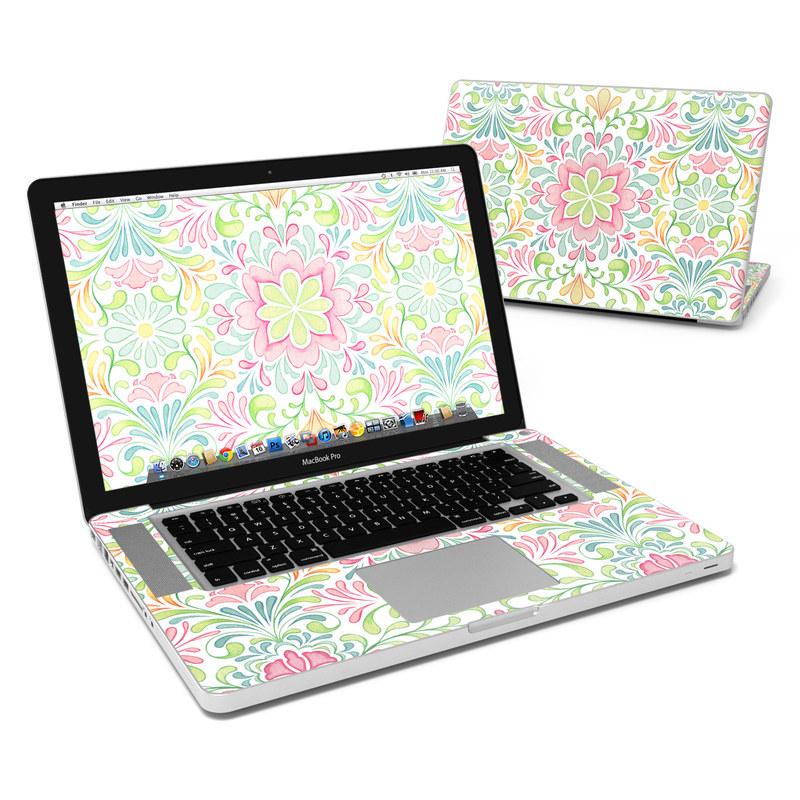 Honeysuckle MacBook Pro 15-inch Skin