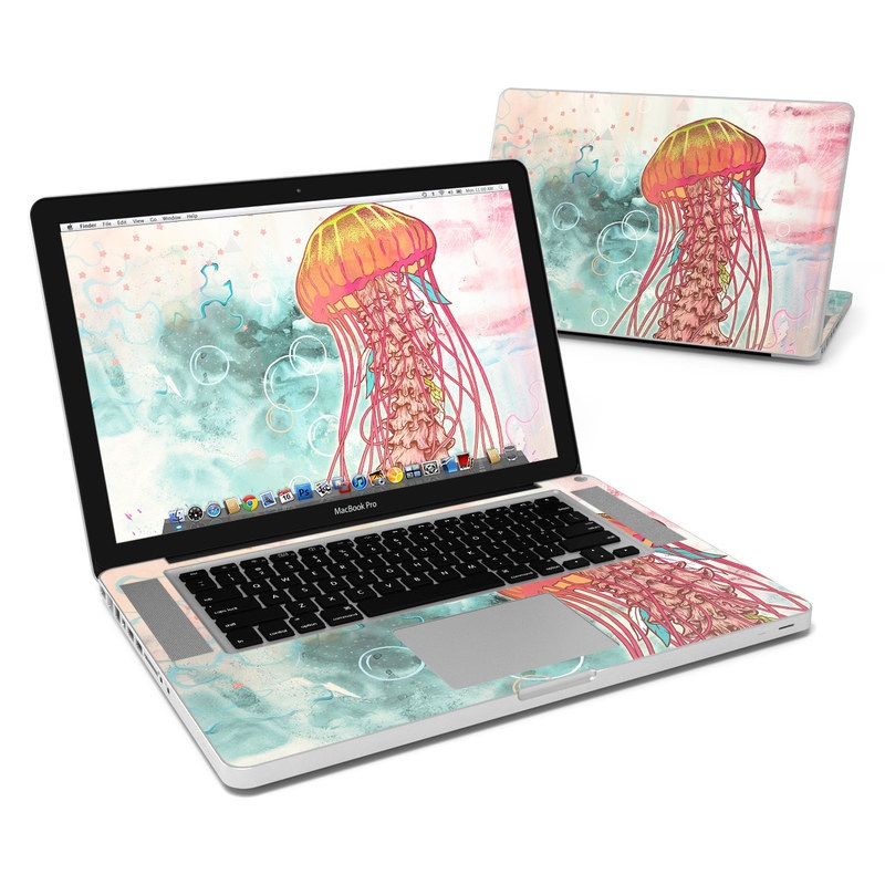 Jellyfish MacBook Pro Pre 2012 15-inch Skin