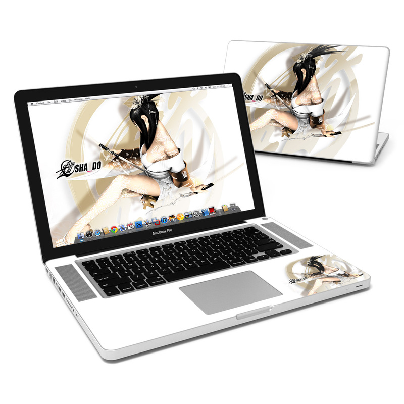 Josei 4 Light MacBook Pro 15-inch Skin