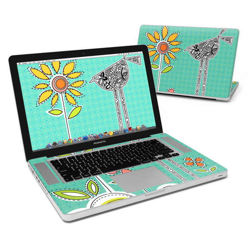 Little Chicken MacBook Pro 15-inch Skin
