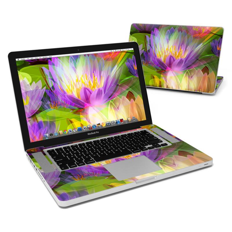 Lily MacBook Pro 15-inch Skin