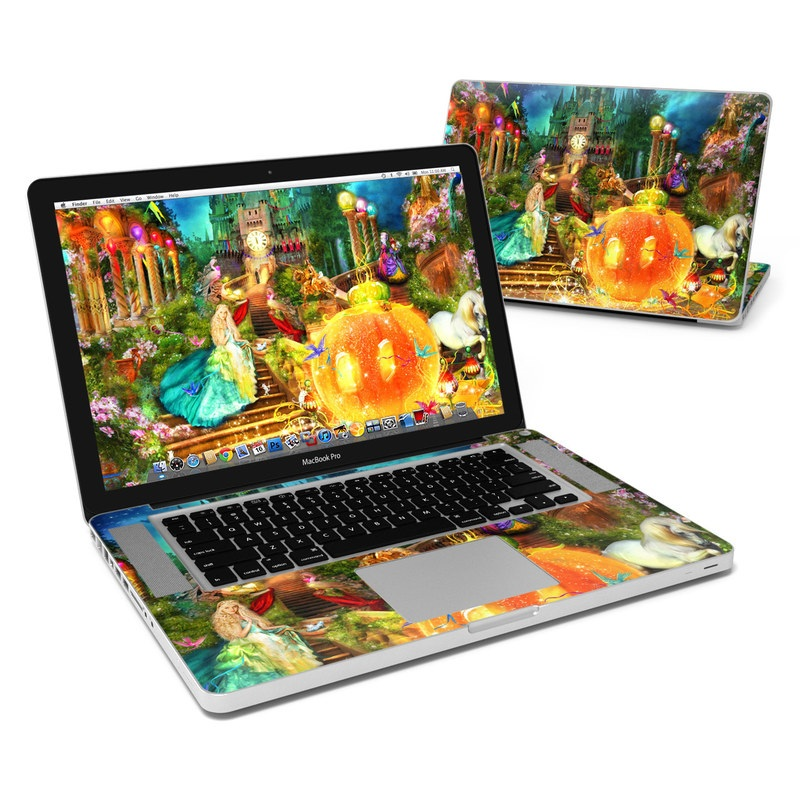 Midnight Fairytale MacBook Pro 15-inch Skin