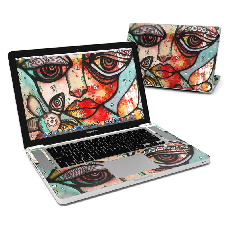 Mine MacBook Pro 15-inch Skin