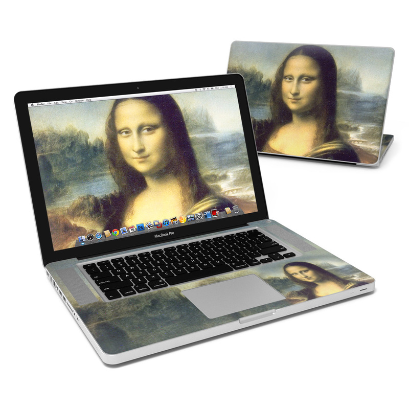 Mona Lisa MacBook Pro 15-inch Skin