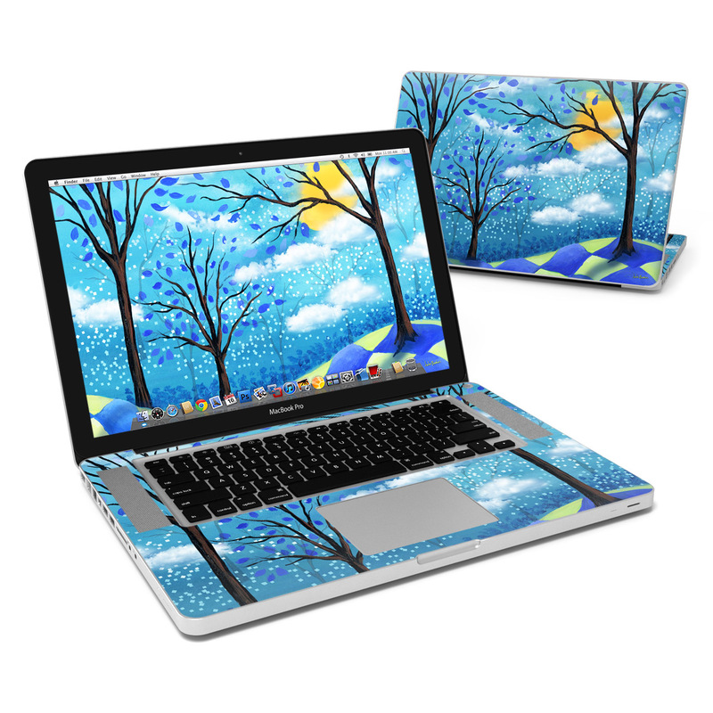 Moon Dance Magic MacBook Pro 15-inch Skin