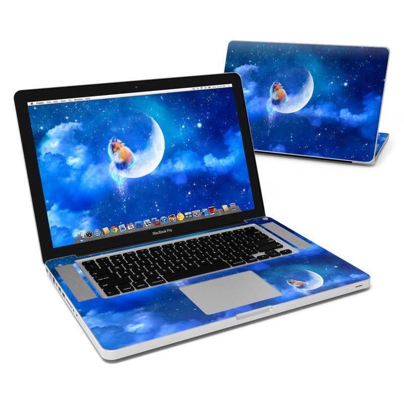 Moon Fox MacBook Pro 15-inch Skin