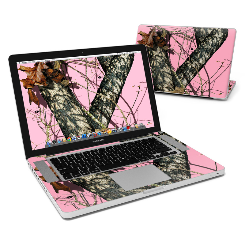 Break-Up Pink MacBook Pro Pre 2012 15-inch Skin