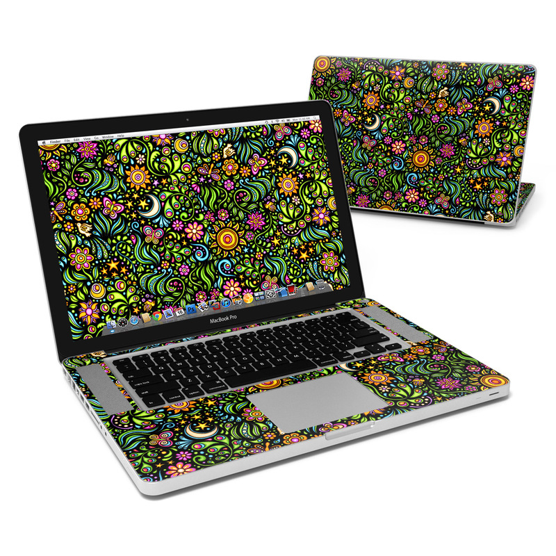 Nature Ditzy MacBook Pro Pre 2012 15-inch Skin